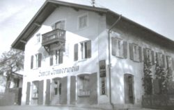 1873 - der Grundstein ist gelegt